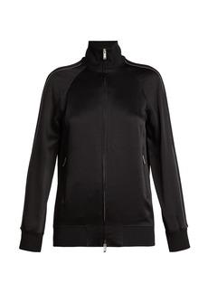 Valentino Satin track jacket