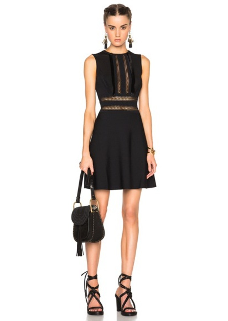 Valentino Sleeveless A Line Dress