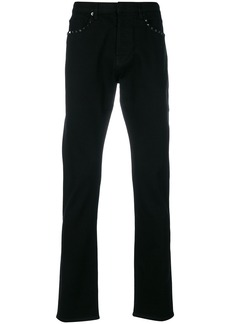 Valentino slim-fit Rockstud jeans