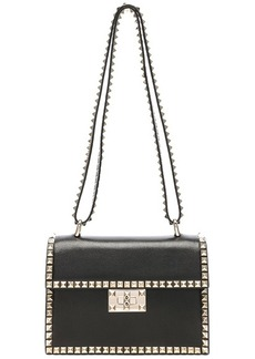 Valentino Small Rockstud No Limit Crossbody Bag