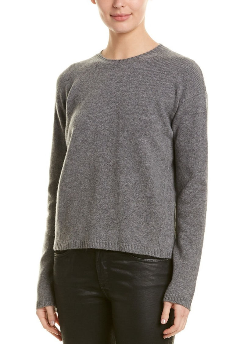 Valentino Solid Cashmere Sweater