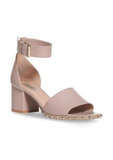 Valentino 'Soul Stud' Block Heel Sandal (Women)