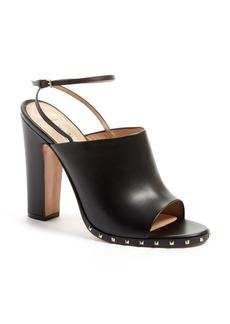 Valentino 'Soul Stud' Peep Toe Sandal (Women)