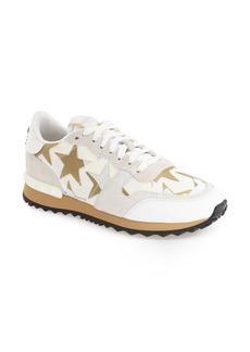 Valentino 'Starstudded' Runner Sneaker (Women)