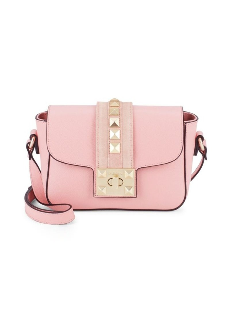 By Mario Studded Leather Bag Valentino