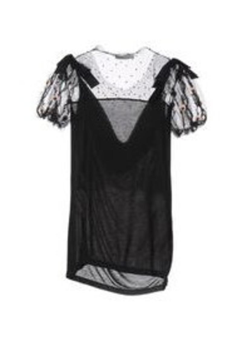 c4c2c8b5 Valentino VALENTINO T-SHIRT COUTURE - T-shirt Now $87.00