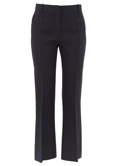 Valentino Tailored slim-fit virgin wool-blend trousers