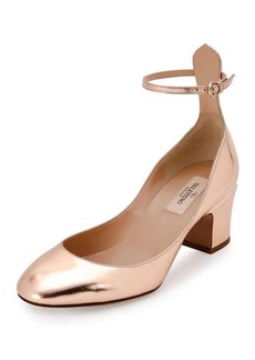 Valentino Tan-Go Ankle-Strap 60mm Pump