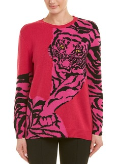 Valentino Tiger Cashmere Sweater