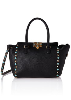 Valentino Top Handle Bag Kw0b0540vq10no