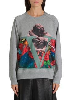 Valentino Undercover Lovers Sweatshirt