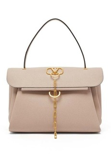 Valentino V-Chain medium leather bag