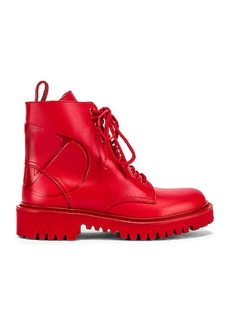 Valentino V Logo Boots