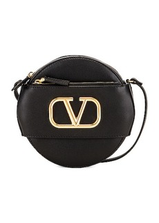 Valentino VLogo Circle Crossbody Bag