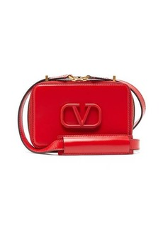 Valentino V-sling small box cross-body bag