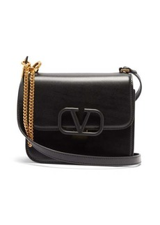 Valentino V-sling small leather shoulder bag