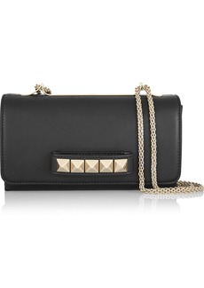 Valentino Garavani Va Va Voom Leather Shoulder Bag