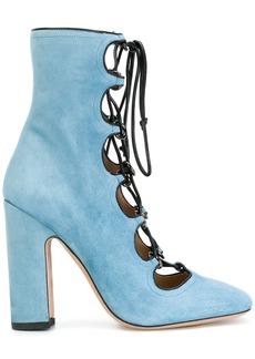 Valentino Valentino Garavani ankle boots - Blue