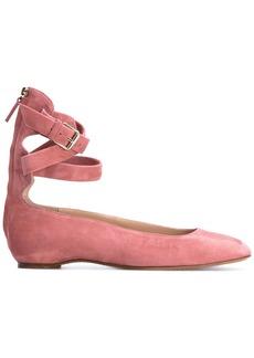 Valentino Valentino Garavani ballerina shoes - Pink & Purple