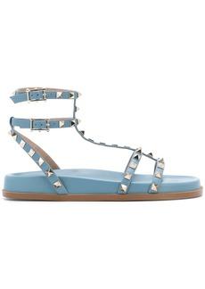 Valentino Valentino Garavani gladiator sandals - Blue