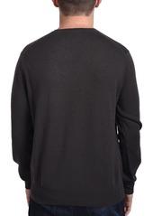Valentino Valentino Men's V-Neck Sweater B...