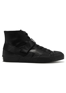 Valentino VLTN high-top leather trainers