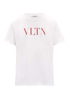 Valentino VLTN-logo cotton T-shirt