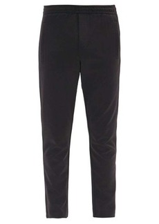 Valentino VLTN-print loopback-jersey track pants