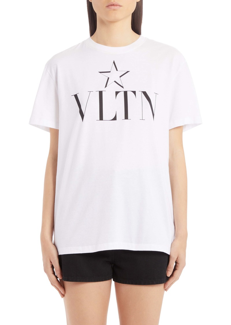 Valentino VLTN Star Cotton Tee