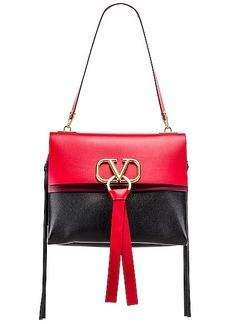 Valentino VRing Medium Shoulder Bag
