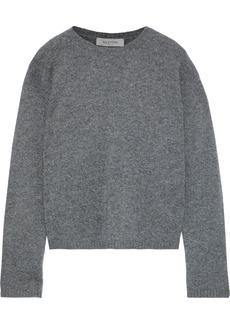 Valentino Woman Cashmere Sweater Anthracite