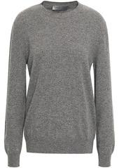 Valentino Woman Intarsia Cashmere Sweater Anthracite