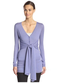 Valentino Women's Cardigan with Sash