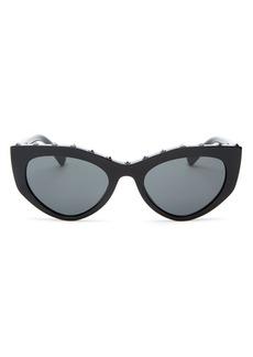 Valentino Women's Cat Eye Sunglasses, 53mm