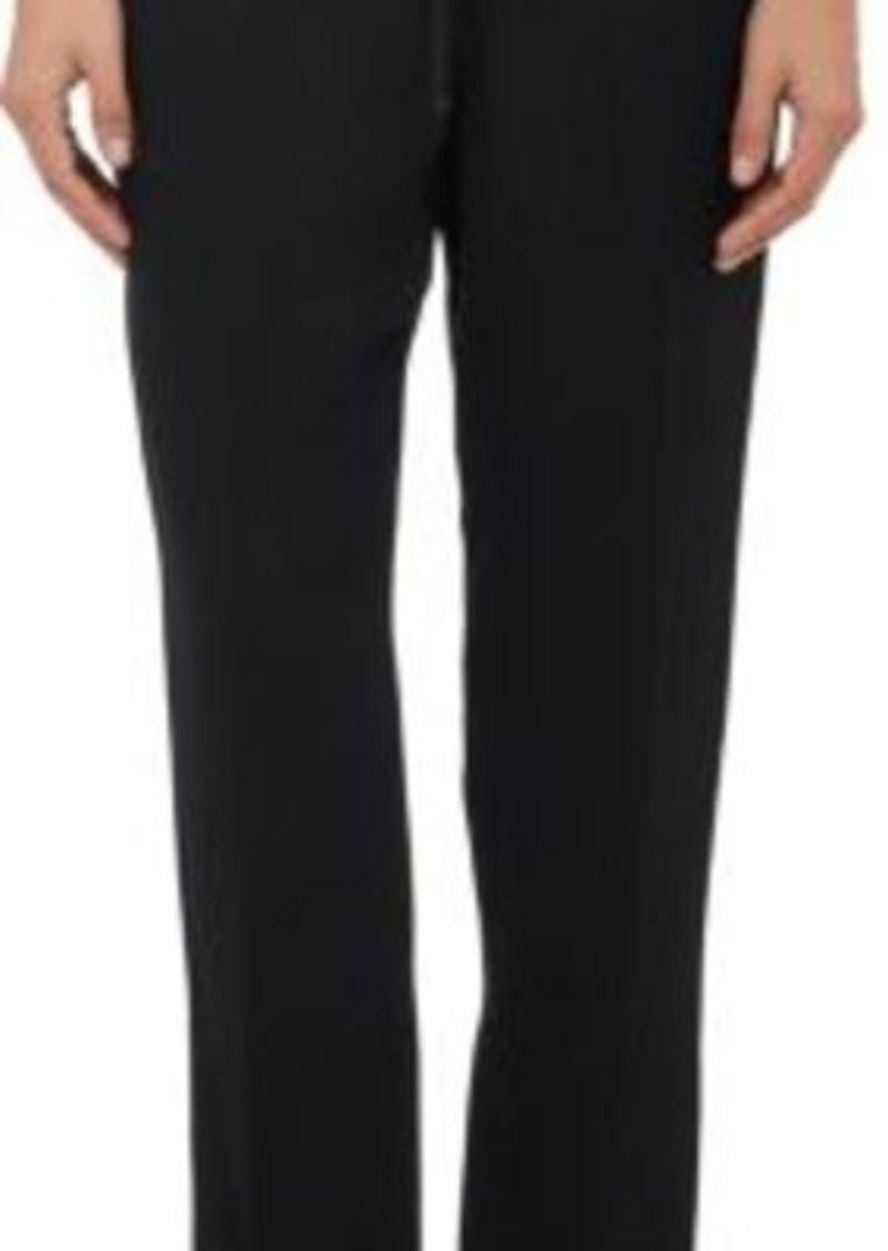 Valentino Women's Crepe Track Pants