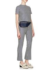 Valentino Women's V-Print Wool-Silk Top