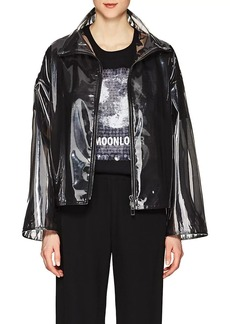 Valentino Women's Sheer Layered Coat