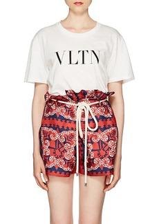 Valentino Women's Logo Cotton T-Shirt