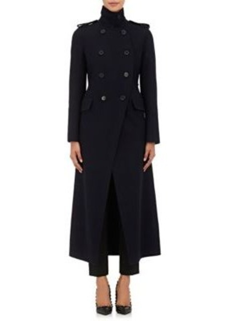 Valentino Women's Virgin Wool Double-Breasted Coat