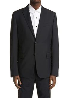 Valentino Wool & Mohair Sport Coat