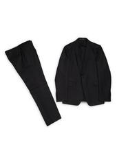 VALENTINO Wool & Silk-Blend Suit