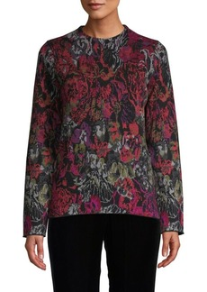 Valentino Virgin Woo/Cashmere Sweater