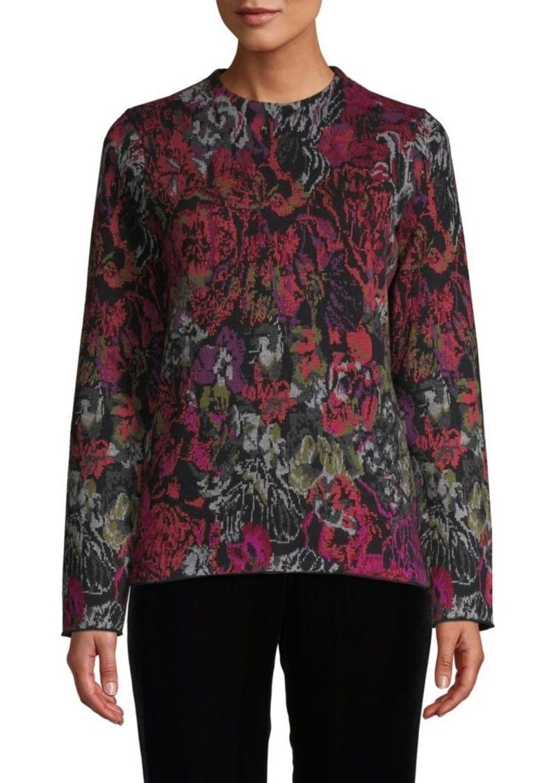 Valentino Virgin Woo/Cashmere Sweater