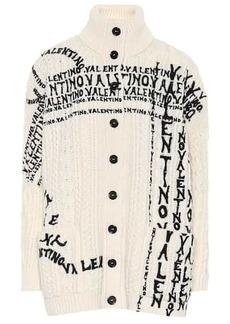 Valentino Virgin wool cardigan