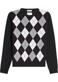 Valentino Virgin Wool Pullover