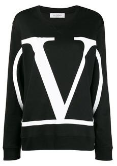 Valentino VLogo oversized sweatshirt