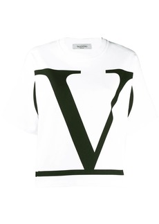 Valentino VLOGO printed T-shirt