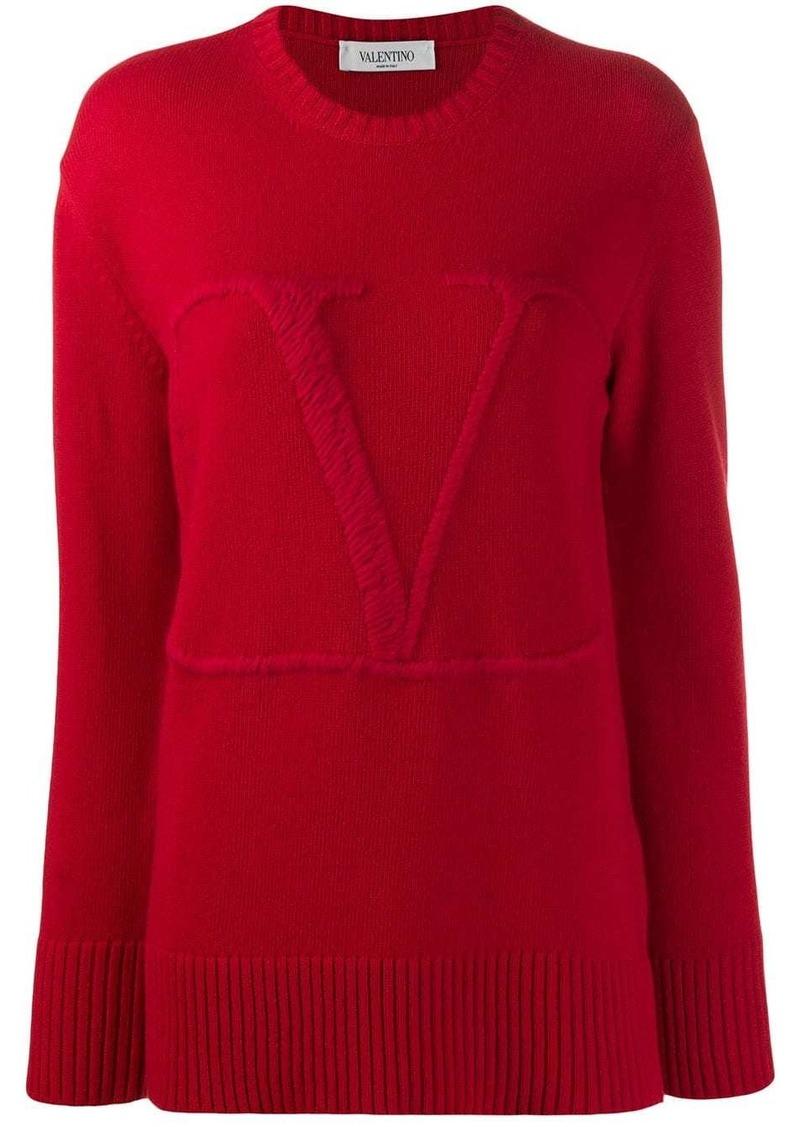 Valentino Vlogo sweater