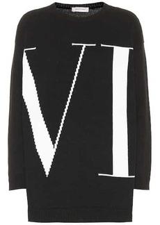 Valentino VLTN cashmere sweater