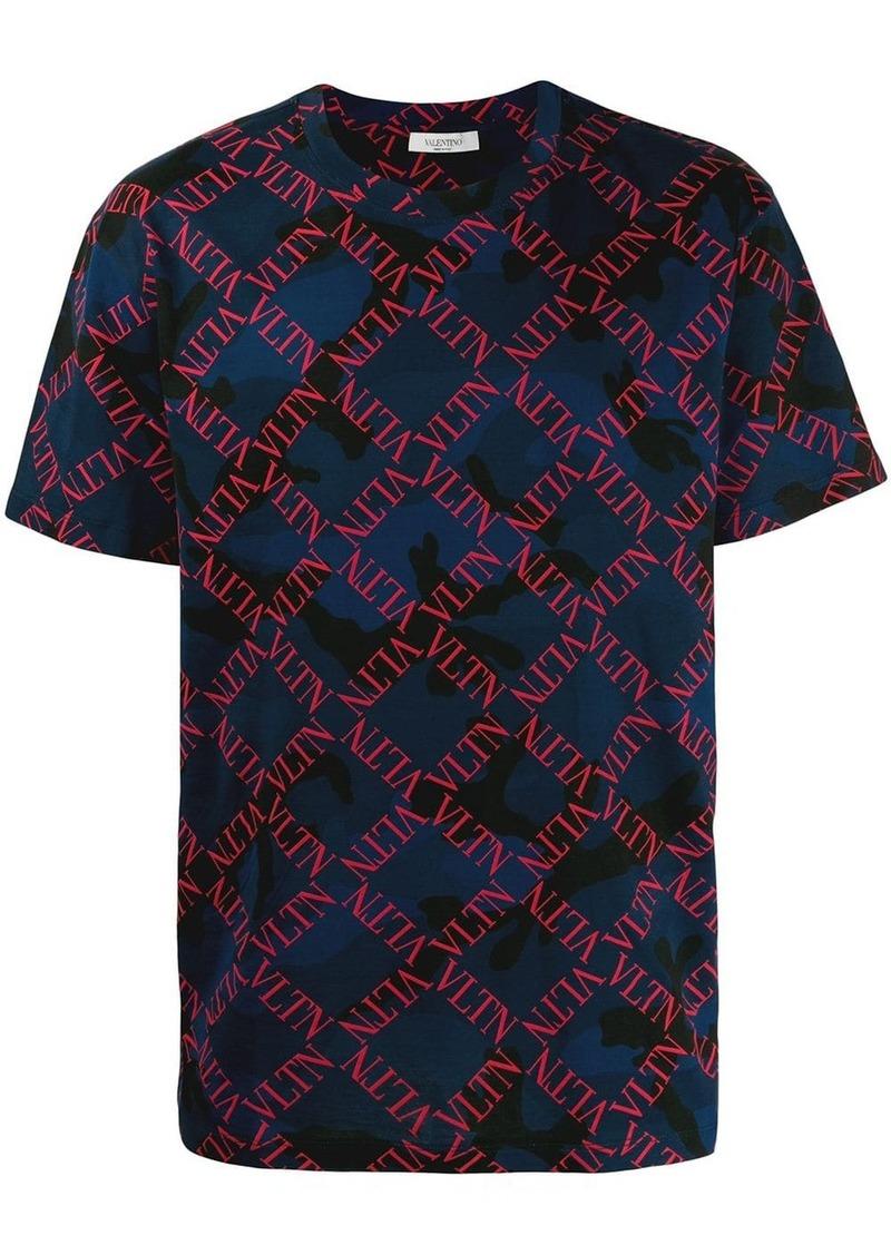 Valentino VLTN grid T-shirt